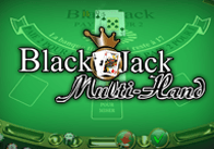 Blackjack Multi Hand - iSoftBet