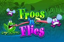 Frogs'n Flies Slot Machine