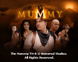 The Mummy Slot Machine