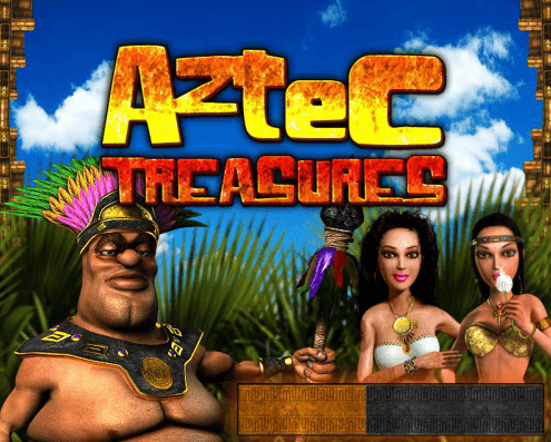Aztec Treasures Slot Machine