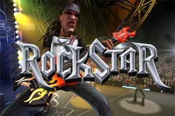 Rockstar 3D Slot Machine