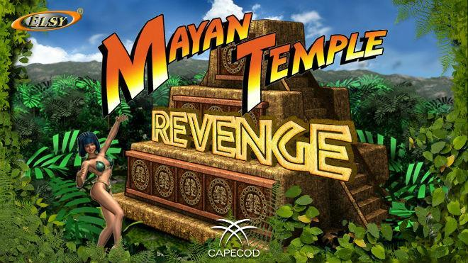 Mayan Temple Revenge Slot Machine