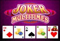Video poker Joker Multitimes