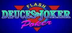 Deuces Joker Poker Flash