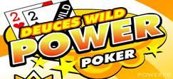 Deuces Wild Poker Power