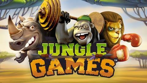 Jungles Games Slot Machine