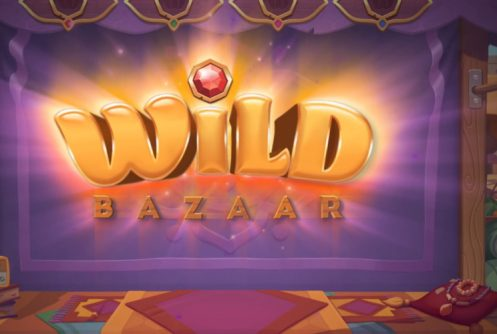 Wild Bazaar Slot Machine