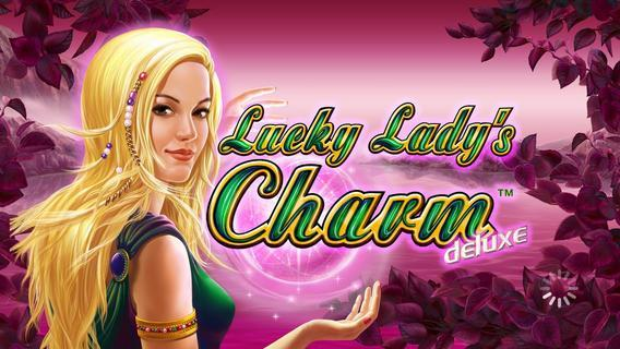 Lucky Ladys Charm Deluxe Slot Machine