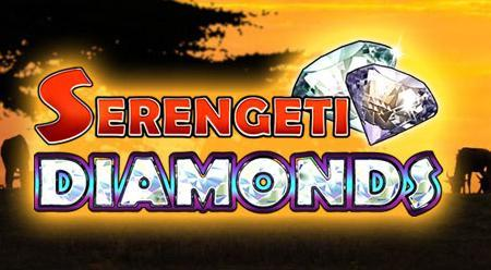 Serengeti Diamonds Slot Machine
