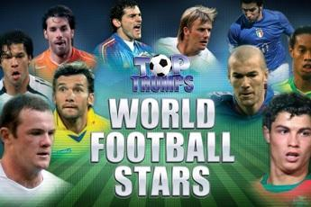 World Football Stars Slot Machine