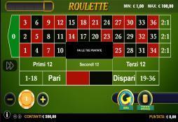 Roulette Crystal 2