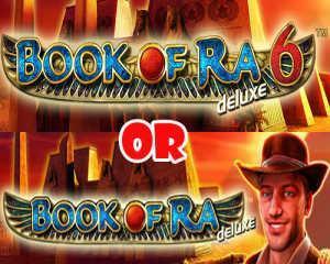Book Of Ra Deluxe 6 Slot Machine