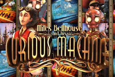 Curious Machine Slot Machine