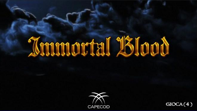 Spiele Immortal Blood - Video Slots Online