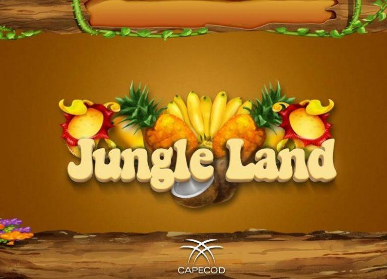 Jungle Land Slot Machine