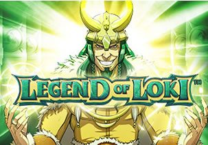 Legend Of Loki Slot Machine