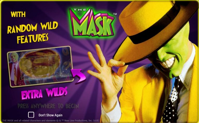 The Mask Slot Machine