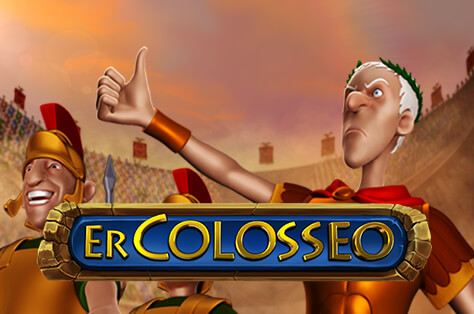 Er Colosseo Slot Machine