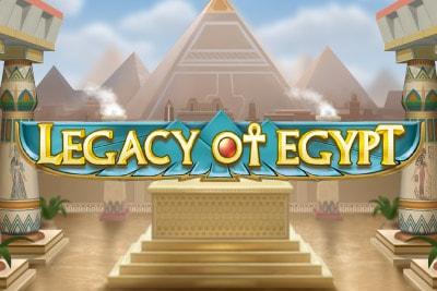 Legacy Of Egypt Slot Machine