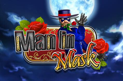 Man in Mask Slot Machine