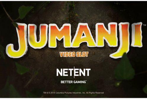 Jumanji Slot Machine