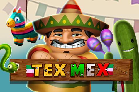 Tex Mex Slot Machine