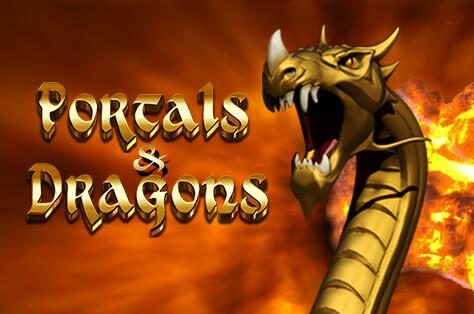 Portals & Dragons Slot Machine