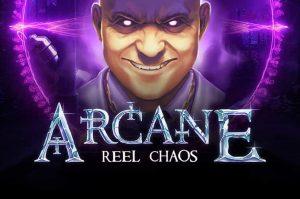 Arcane Reel Chaos Slot Machine