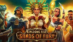 Kingdoms Rise: Sands of Fury Slot Machine