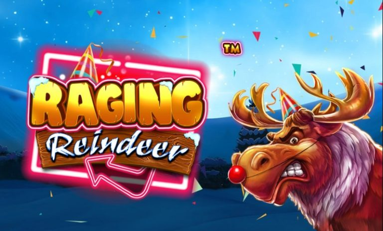 Raging Reindeer Slot Machine